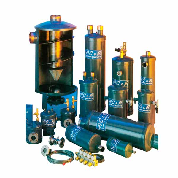 AC & R Compressor Protective Devices