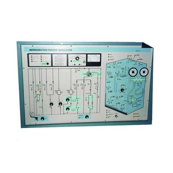 Refrigeration & Freezer Simulator