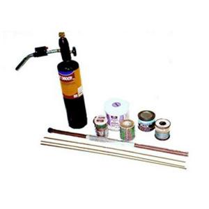 Silver Rod / Aluminium Solder / Flux